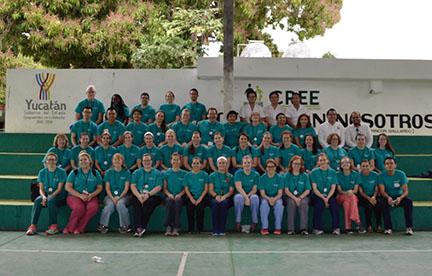 The 2016 Project Yucatan team